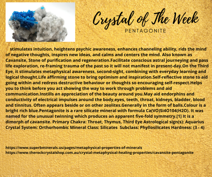 Crystal of The Week (2)